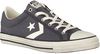 Grijze CONVERSE Sneakers STAR PLAYER OX MEN  - small