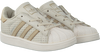 Beige ADIDAS Sneakers SUPERSTAR FASHION C  - small