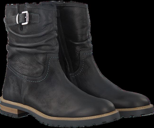 Zwarte GIGA Lange laarzen 7874  - large