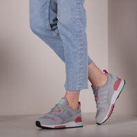 Grijze ADIDAS Lage sneakers ZX 700 HD W  - medium