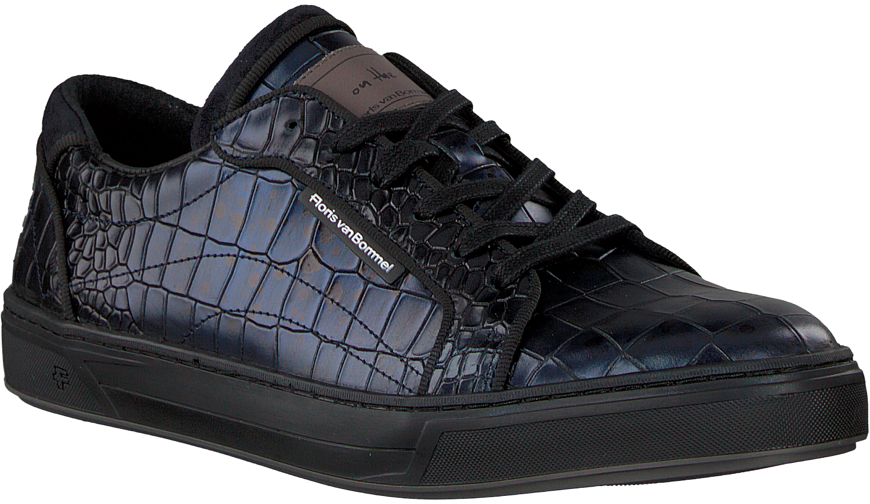 82c8c599c5c Blauwe FLORIS VAN BOMMEL Sneakers 13214 - large. Next