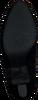 Zwarte UNISA Enkellaarsjes PATRICIA - small