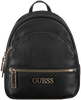 Zwarte GUESS Rugtas MANHATTAN SMALL BACKPACK - small