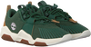 Groene TIMBERLAND Lage sneakers EARTH RALLY FLEXIKNIT OX  - small