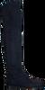Blauwe OMODA Overknee laarzen JMNF20  - small