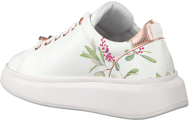 Witte TED BAKER Sneakers AILBE  - large