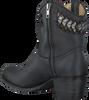 Zwarte SENDRA Cowboylaarzen 13387  - small