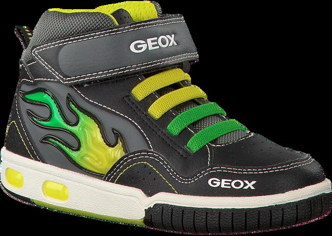 Zwarte GEOX Sneakers J6447A  - large