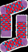 Rode HAPPY SOCKS Sokken CHEESE - medium