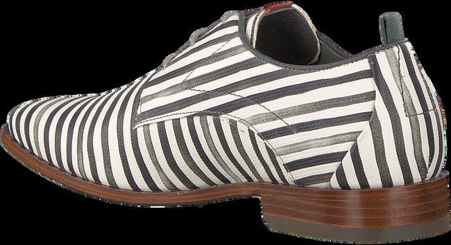 Witte REHAB Nette schoenen GREG STRIPES LIZ - large