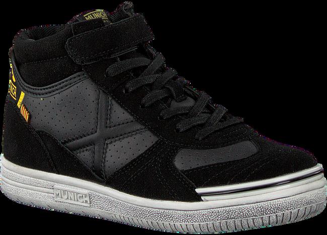 Zwarte MUNICH Sneakers G3 BOOT  - large
