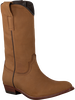 Cognac CLIC! Hoge laarzen 7102 - small