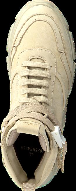 Beige COPENHAGEN FOOTWEAR Hoge sneakers CPH45  - large