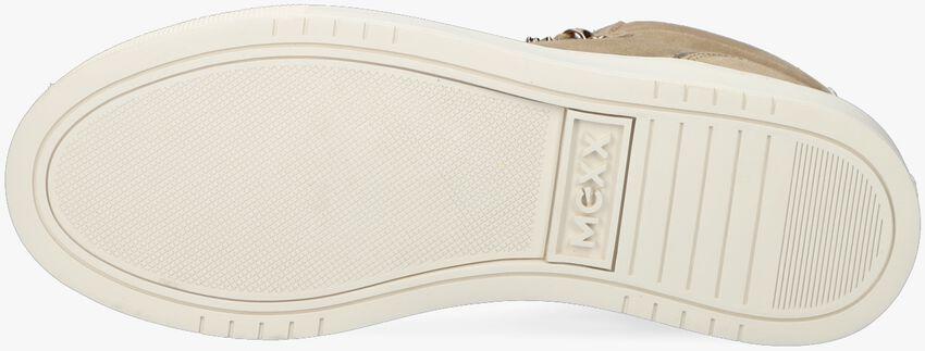 Beige MEXX Hoge sneaker HOPE  - larger