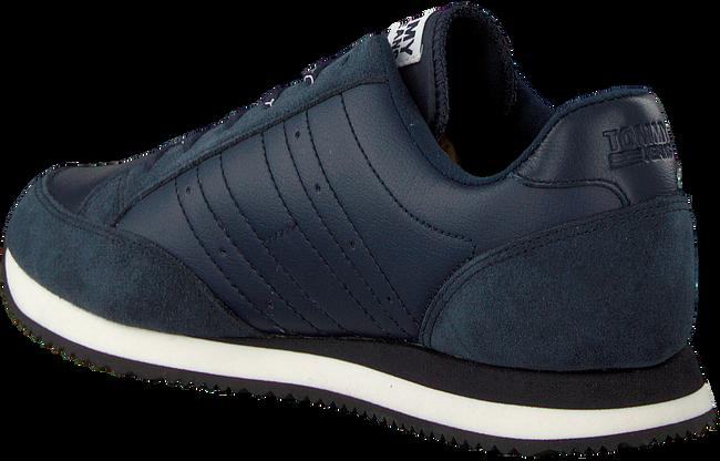Blauwe TOMMY HILFIGER Sneakers RWB CASUAL RETRO SNEAKER - large