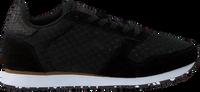 Zwarte WODEN Lage sneakers YDUN SUEDE MESH II  - medium