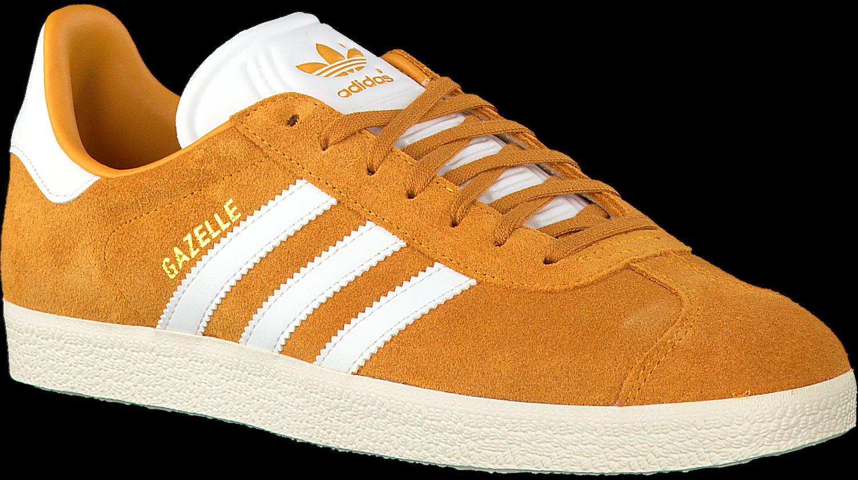 6138264fa3b05e Gele ADIDAS Sneakers GAZELLE HEREN - Omoda.nl