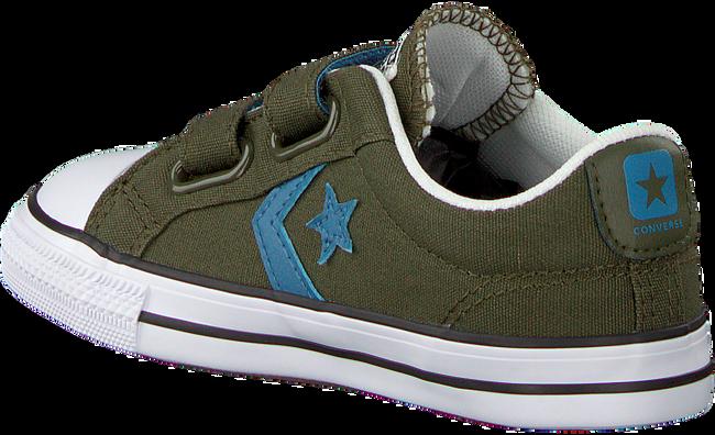 c50b742cfcf Groene CONVERSE Sneakers STAR PLAYER 2V OX KIDS - Omoda.nl