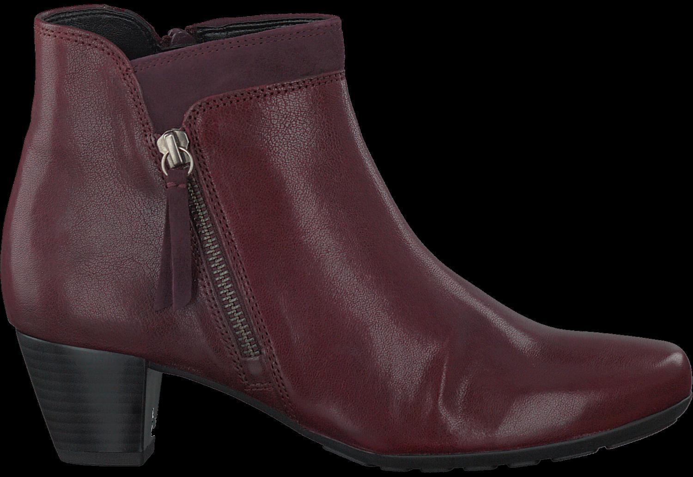 Gabor Chaussures Rouges Avec Fermeture Éclair Pour Les Hommes PwL6Bzf