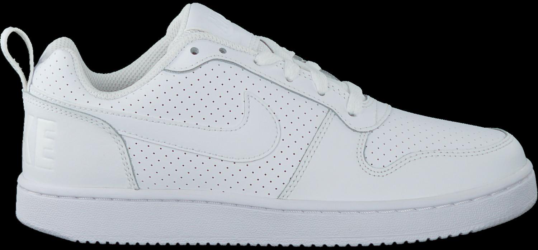 Nike Wmns Court Borough Low 844905 110 Sneakers Dames Maat 39 White White White