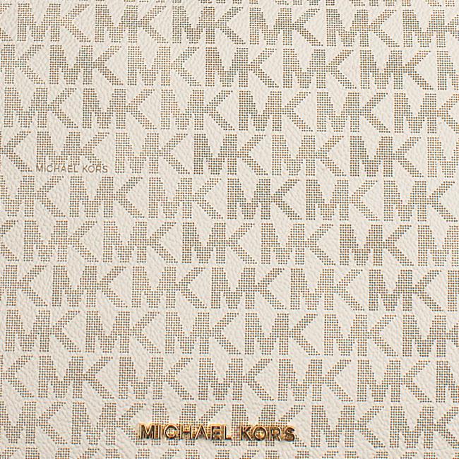 Witte MICHAEL KORS Schoudertas CROSBY MD MESSENGER  - large