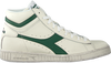 Witte DIADORA Hoge sneaker GAME L HIGH  WAXED - small