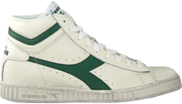 Witte DIADORA Hoge sneaker GAME L HIGH  WAXED - medium
