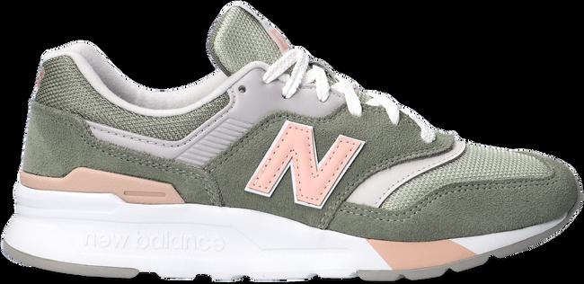 Groene NEW BALANCE Lage sneakers CW997  - large
