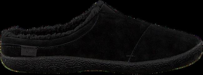 Zwarte TOMS Pantoffels BERKELEY  - large
