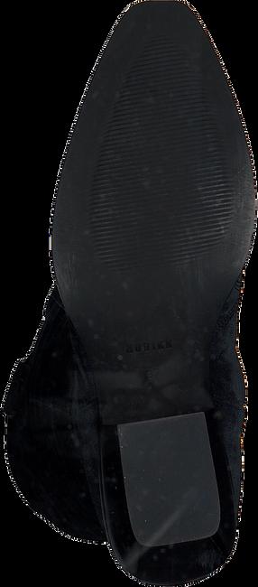 Zwarte NUBIKK Hoge laarzen ALEX GILLY  - large