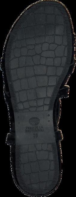 Zwarte FRED DE LA BRETONIERE Sandalen 170010026  - large