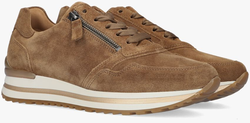 Camel GABOR Lage sneakers 528 - larger