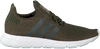Groene ADIDAS Sneakers SWIFT RUN DAMES  - small