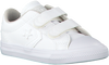 Witte CONVERSE Sneakers STAR PLAYER EV 2V OX KIDS - small