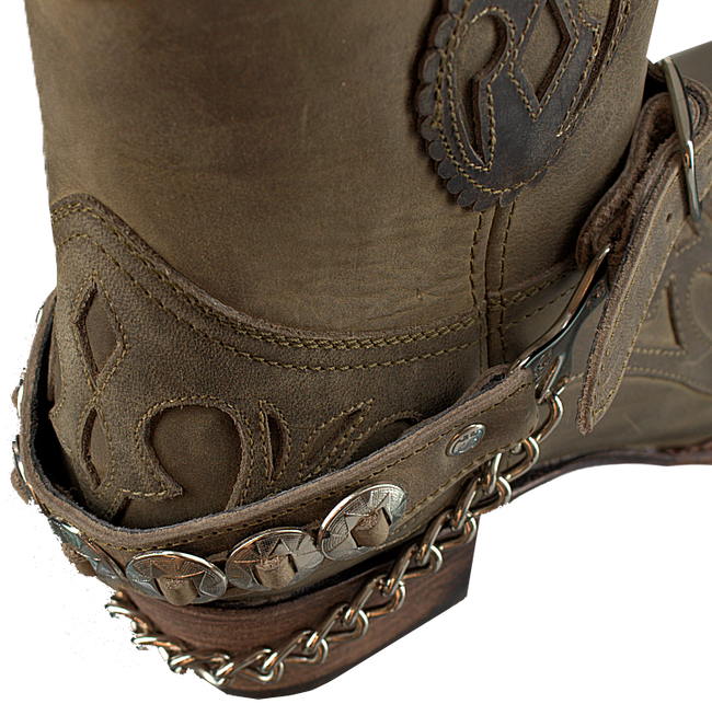 Taupe SENDRA Shoe candy ARNES - large