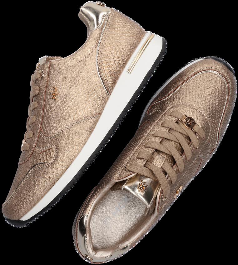 Gouden MEXX Lage sneakers EKE  - larger