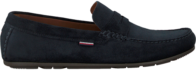 Blauwe TOMMY HILFIGER Loafers CLASSIC PENNY LOAFER