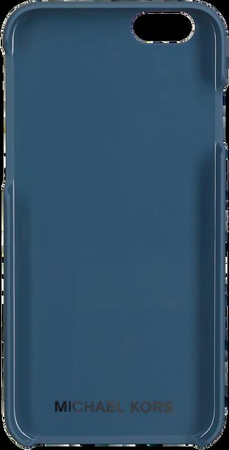 Blauwe MICHAEL KORS Telefoonhoesje PHN COVR 6 LETTERS - large