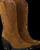 Bruine RED-RAG Hoge laarzen 77048  - small