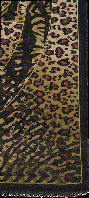 Bruine GUESS Sjaal PRINTED KEFIAH  - large
