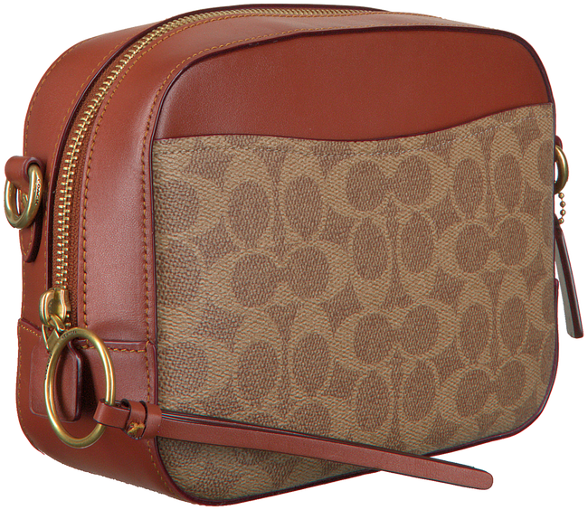 Cognac COACH Schoudertas CAMERA BAG  - large