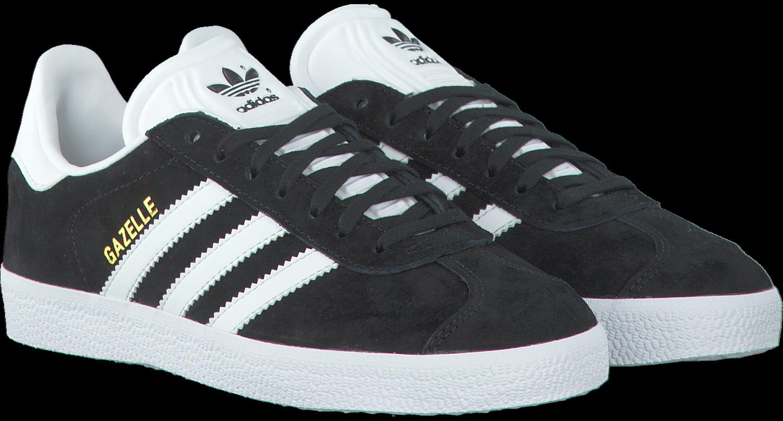 Noir Adidas Chaussures Gazelle 25wX1NRA3