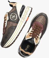 Bruine LIU JO Lage sneakers MAXI WONDER 24  - medium