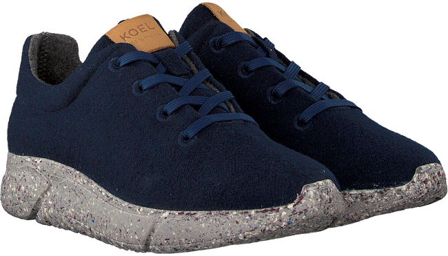 Blauwe KOEL Lage sneakers KO821M  - large