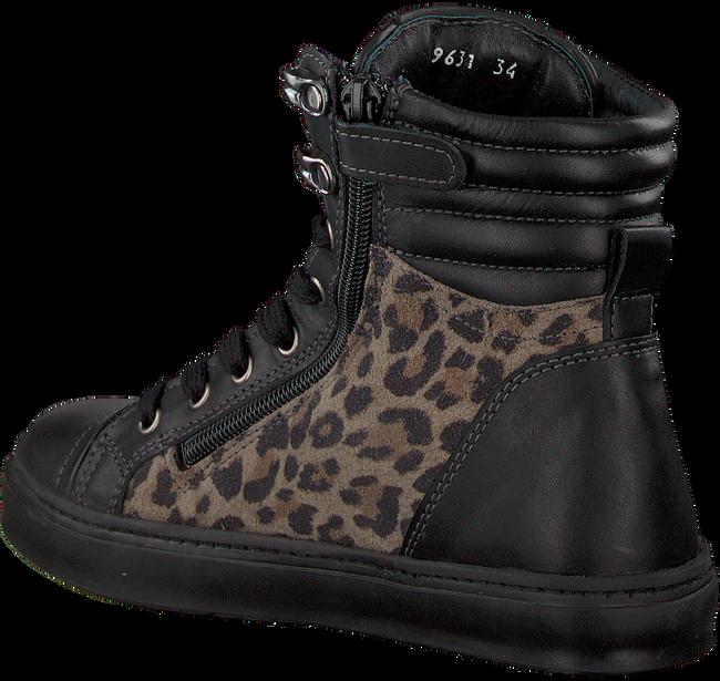 Zwarte GIGA Sneakers 9631 - large