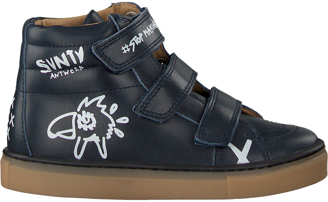 Blauwe SVNTY Sneakers HIGHZEF - large