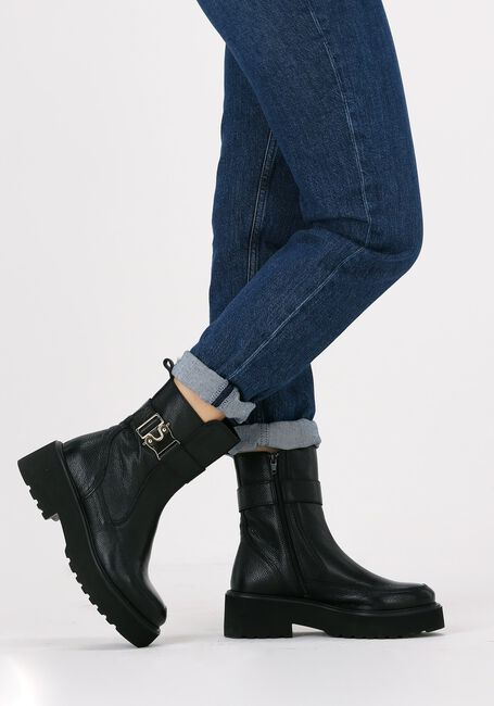 Zwarte VIA VAI Chelsea boots BOBBI  - large