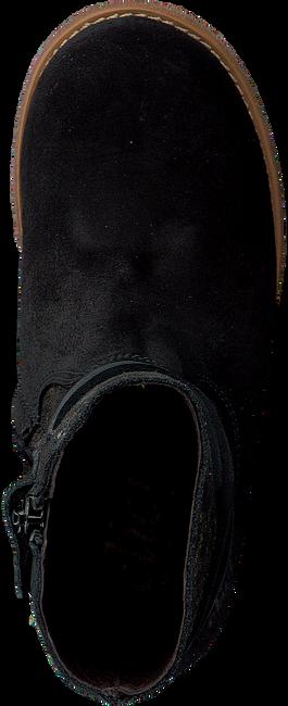 Zwarte CLIC! Enkellaarsjes 9048 - large