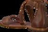 Bruine OMODA Sandalen 916054  - small