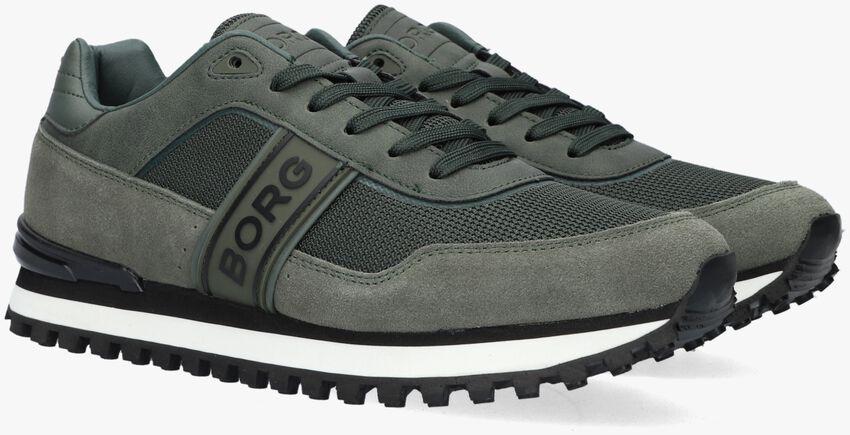Groene BJORN BORG Lage sneakers R2000 NYL M  - larger